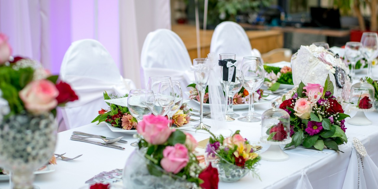 The 12 top trending wedding theme ideas