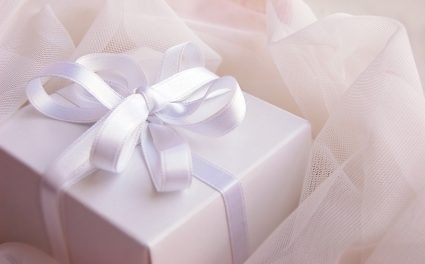 Top tips and recommendations for creating a wedding gift list